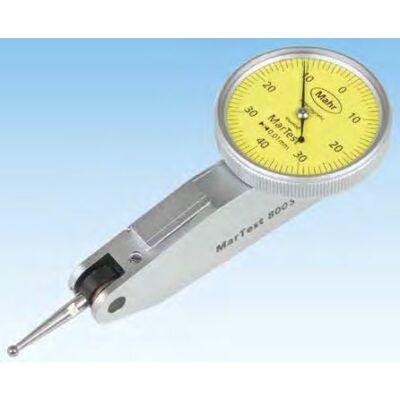 800 S Szögtapintós mérőóra alapkivitel 28 mm-es számlap Mahr: 4305200