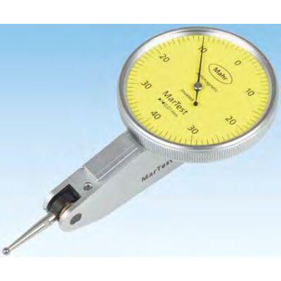 800 SGM Szögtapintós mérőóra speciális mérésekhez 38 mm-es számlap Mahr: 4308200
