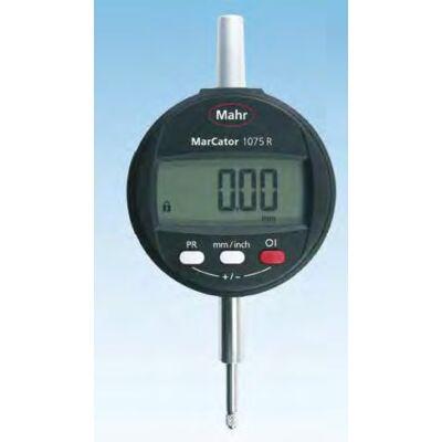 """1075 R Digitális mérőóra 12,5mm/.5"""" 0,005mm/.0001"""" Mahr: 4336020"""