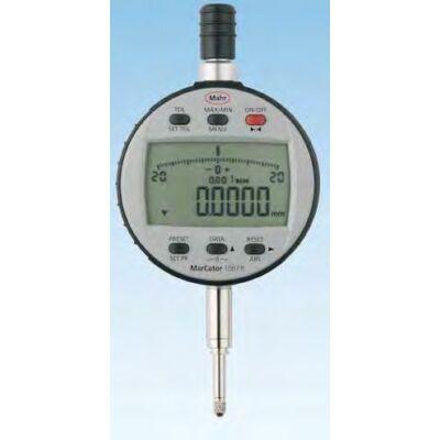 """1087 R Digitális mérőóra 12,5mm/.5"""" állítható osztásérték Mahr: 4337660"""
