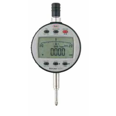 """1087 Ri Digitális indikátoróra 12,5mm/.5"""" beépített jeladó, MAX/MIN Mahr: 4337663"""