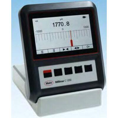 C1200 Kompakt hosszmérő készülék Mahr: 5312010