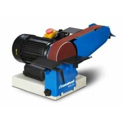 BTS 51 Univerzális szalag- és tányércsiszológép Metallkraft: 3700051