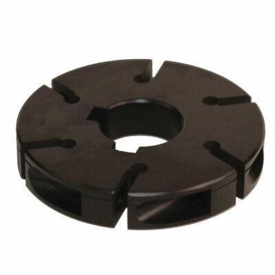 Síkmarófej 6db lapka befogásához (lapka nélkül) (KE 16-2 típushoz) Metallkraft: 3991605