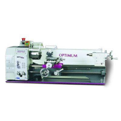 Esztergagép OPTI TU2506 (átm240x550mm, 125-2000 f/p, 750W/400V) Optimum 3425003