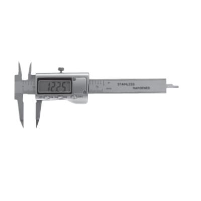 Kis méretű digitális tolómérő, vékony pofákkal, rozsdamentes 70/0,03mm MIB 82026179