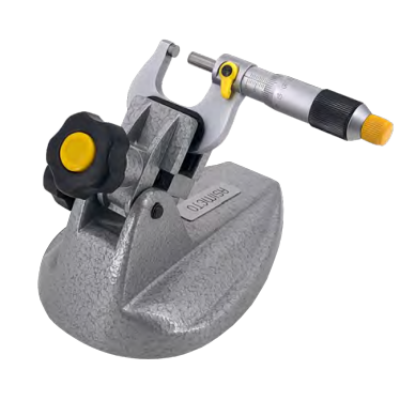 Analóg mikrométer 0-25mm állvánnyal együtt  Asimeto 109-02-2
